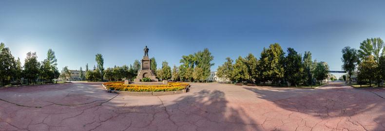Виртуальная экскурсия по Алексеевской площади