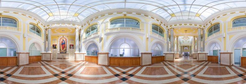Виртуальная экскурсия по государственному банку