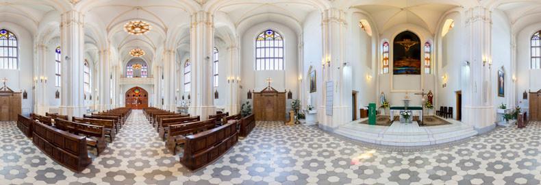 Виртуальная экскурсия по Костелу