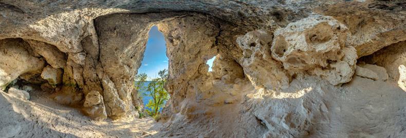 Виртуальная экскурсия по пещере братьев Греве