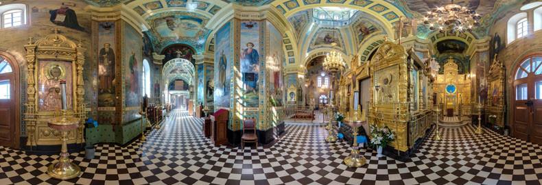 Виртуальная экскурсия по Покровскому собору