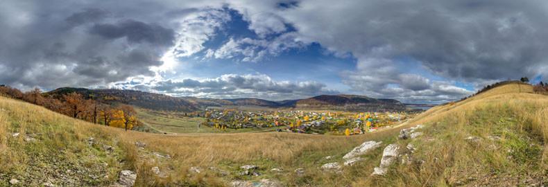 Виртуальная экскурсия по селу Ширяево