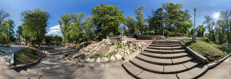 Виртуальная экскурсия по парку Струкачи
