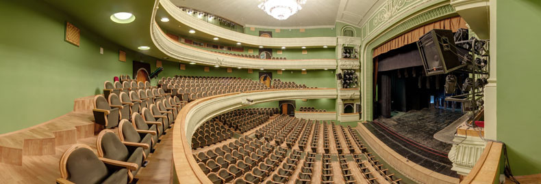 Виртуальная экскурсия по театру Драмы