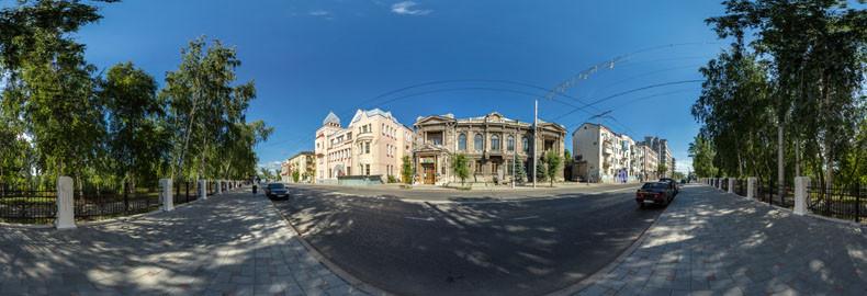 Виртуальная экскурсия по дому Наумова